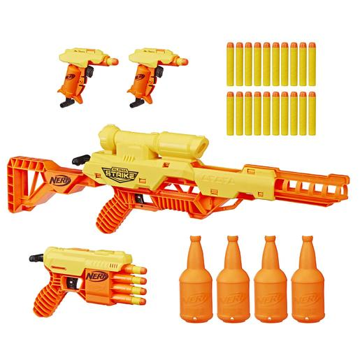 Nerf Alpha Strike - Set Batallón