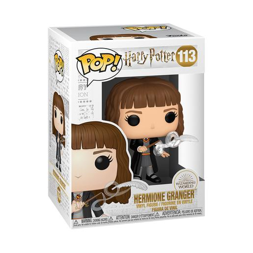 Harry Potter - Hermione com Pena - Figura Funko POP