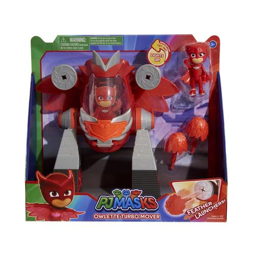 PJ Masks - Corujinha - Robô Turbo Movers