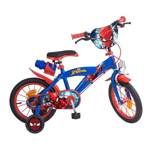 3fb054c97 Spider-Man - Bicicleta 14 Polegadas
