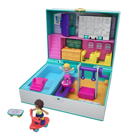 Polly Pocket - Cofre Vamos para a Escola