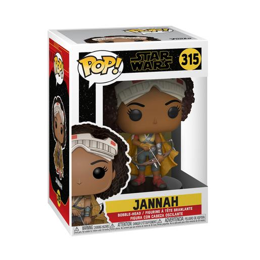 Star Wars - Jannah - Figura Funko POP