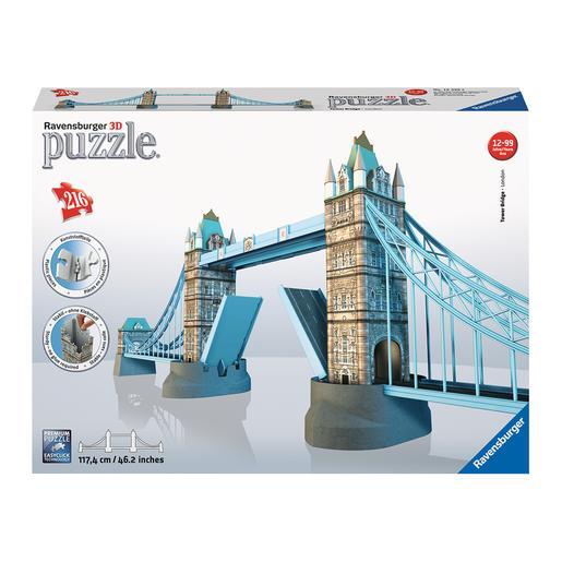 Ravensburger - Tower Bridge - Puzzle 3D 216 Peças