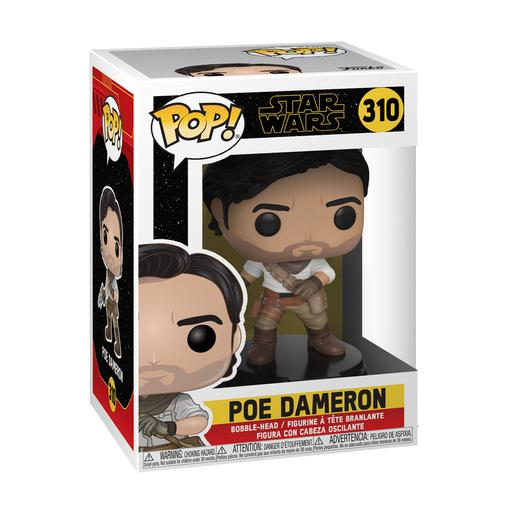 Star Wars - Poe Dameron - Figura POP