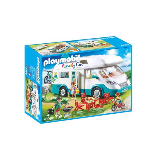 Playmobil - Autocaravana familiar - 70088