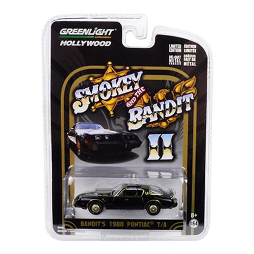 Pontiac Trans 1:64 Smokey and the Bandit II 1980