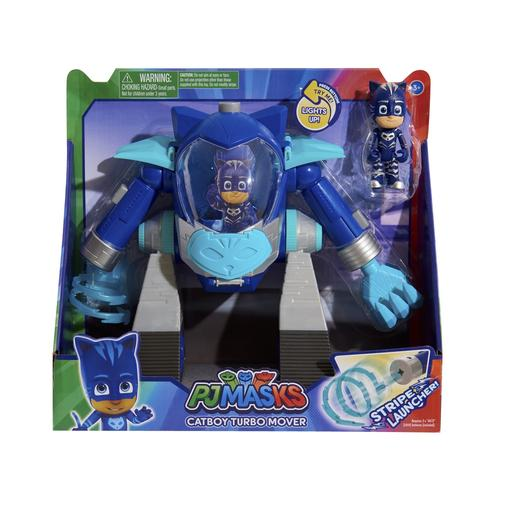 PJ Masks - Catboy - Robô Turbo Movers