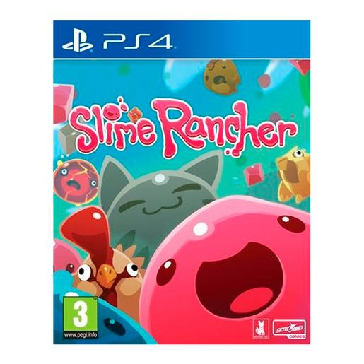 PS4 - Slime Rancher