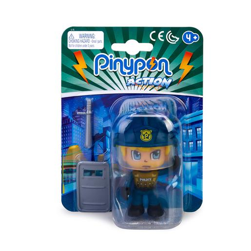 Pinypon - Swat - Figura Polícia Especialista Pinypon Action