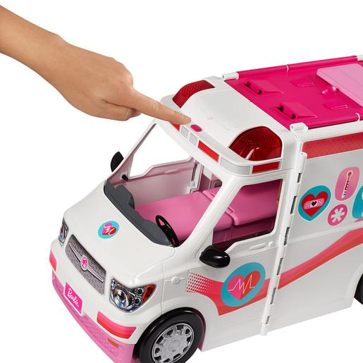 Barbie - Ambulância de Mascotes