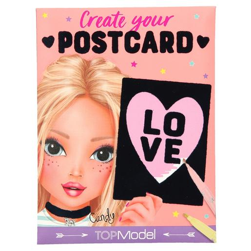 _Topmodel create your postcard velvet