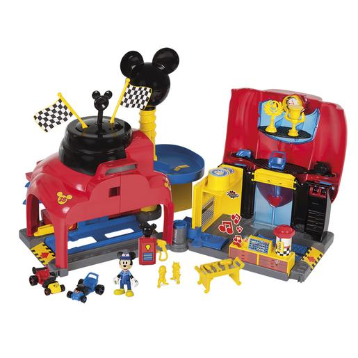 IMC Toys Mickey and the Roadster Racers - Oficina do Mickey Super Pilotos