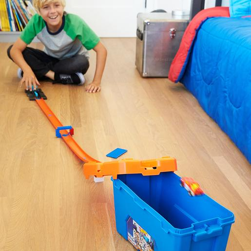 Hot Wheels - Caixa Stunt - Track Builder