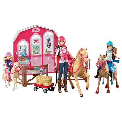 Barbie - Playset Rancho