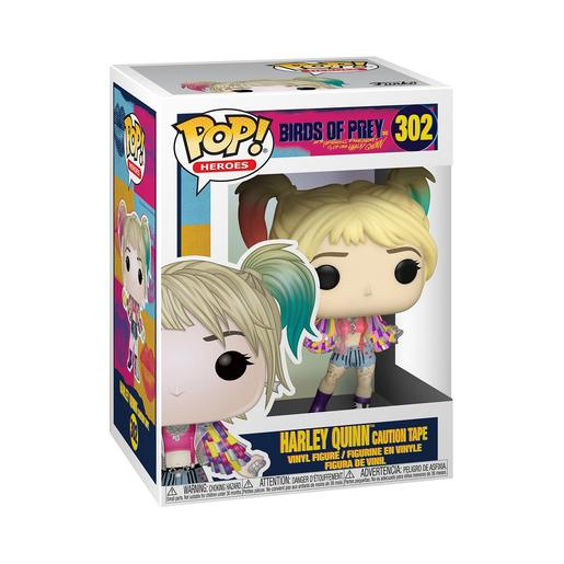 Birds of Prey - Harley Quinn Caution Tape - Figura Funko POP