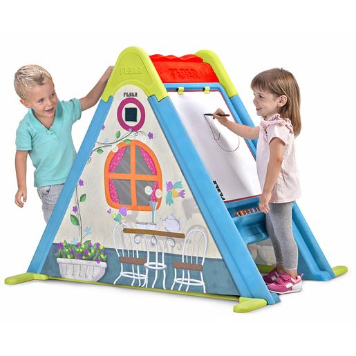 Feber - Play&Fold Activity House 3 em 1