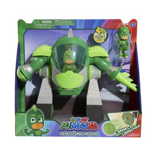 PJ Masks - Gekko - Robô Turbo Movers
