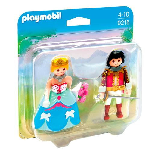 Playmobil - Duo Pack Casal Real - 9215