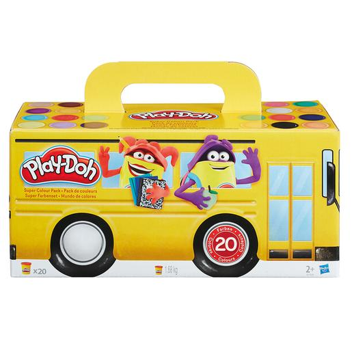 Play-Doh - Pack 20 Potes