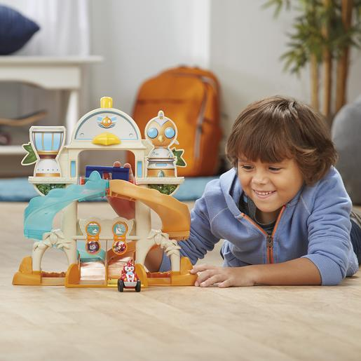 Playskool - Top Wing - Playset Ilha