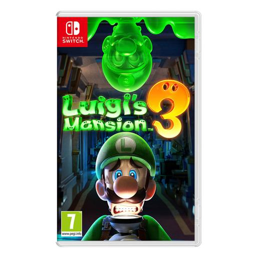 Nintendo Switch - Luigi's Mansion 3