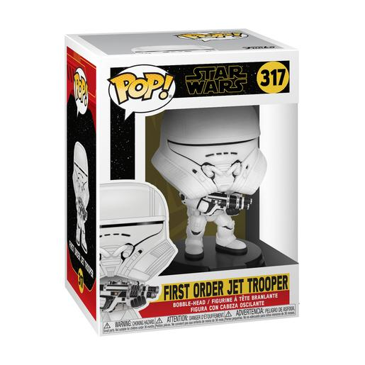 Star Wars - First Order Jet Trooper - Figura Funko POP
