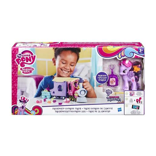 My Little Pony - Comboio da Amizade