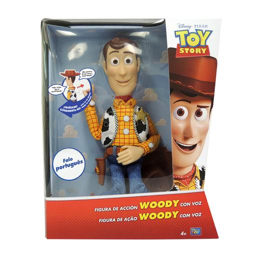 Toy Story - Figura Interativa Woody