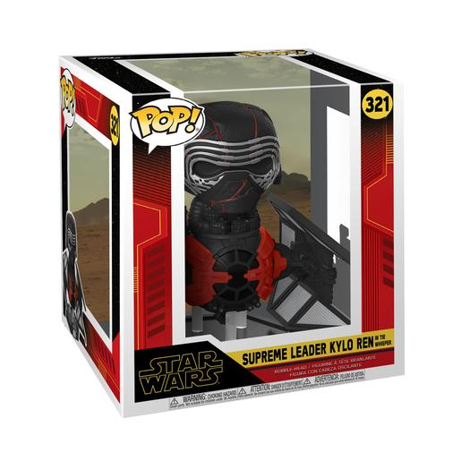 Star Wars - Kylo Ren - Figura POP Deluxe