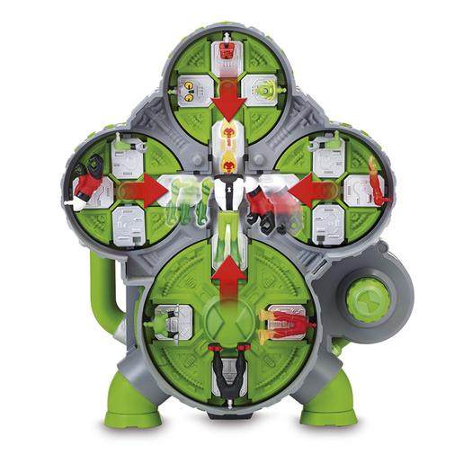 Ben 10 - Alien Creation Chamber
