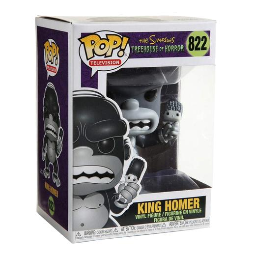 The Simpsons - Homer King Kong - Figura Funko POP