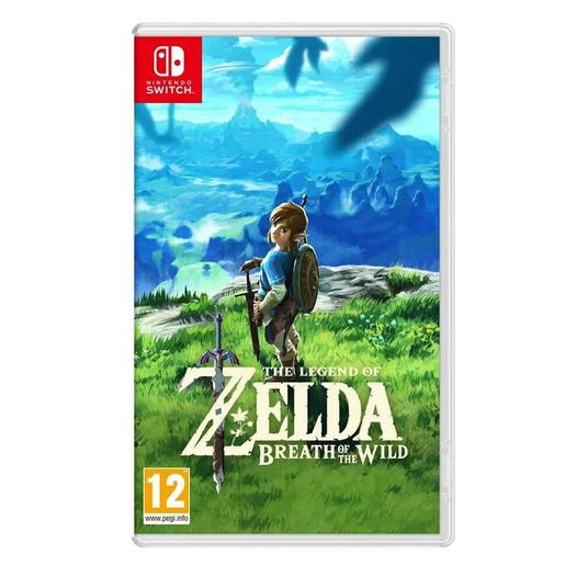 Nintendo Switch - The Legend of Zelda: Breath of the Wild