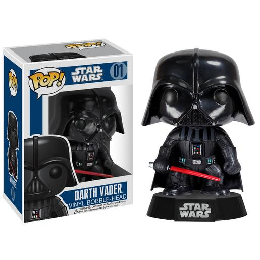 Star Wars - Darth Vader Bobble Head - Figura Funko POP