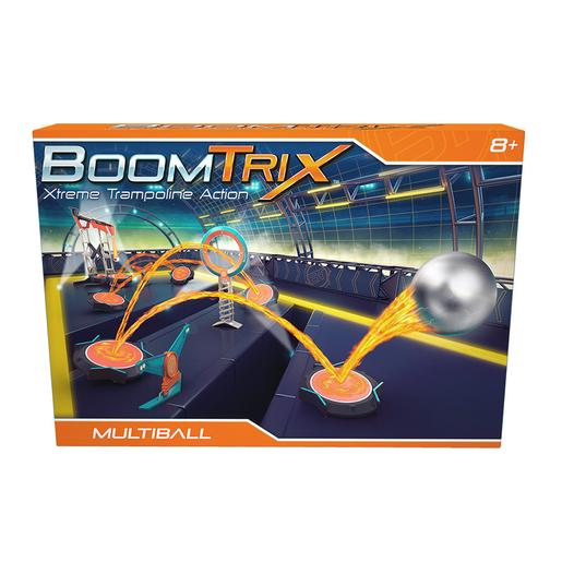 Boomtrix Xtreme Trampoline Action - Multiball