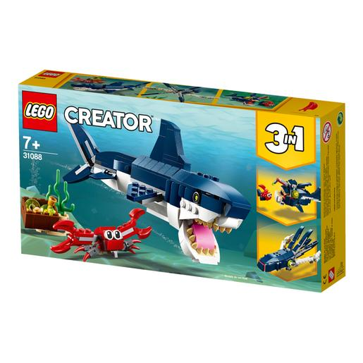 LEGO Creator - Criaturas do Fundo do Mar - 31088