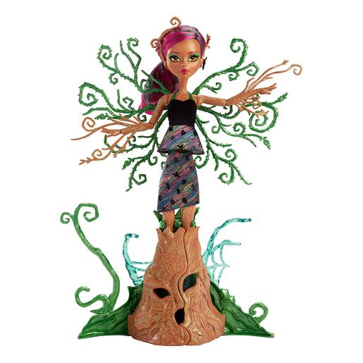 Monster High - Treesa Thornwillow Monstrinha-Ninfas