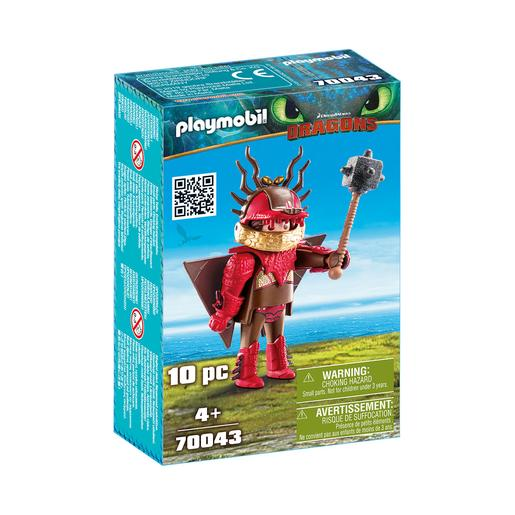 Playmobil - Escarreta com Flight Suit - 70043