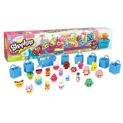 Shopkins - Mega Pack