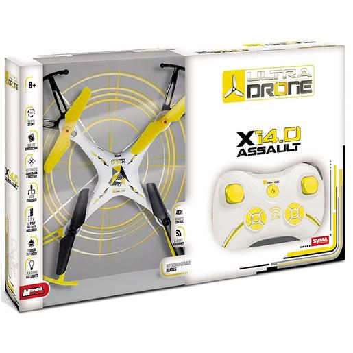 Drone Ultradrone X14 Assault Rádio Controlo