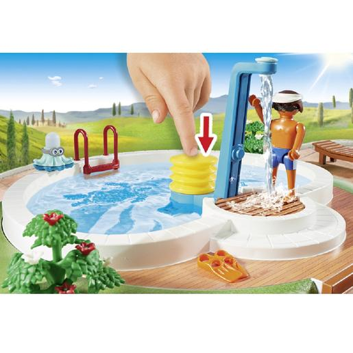 Playmobil - Piscina - 9422