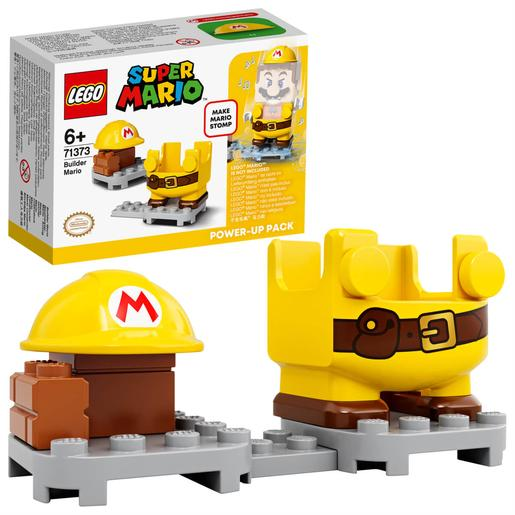 LEGO Super Mario - Pack power-up - Mario Construtor - 71373