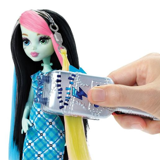 Monster High - Frankie - Boneca Voltageous Hair