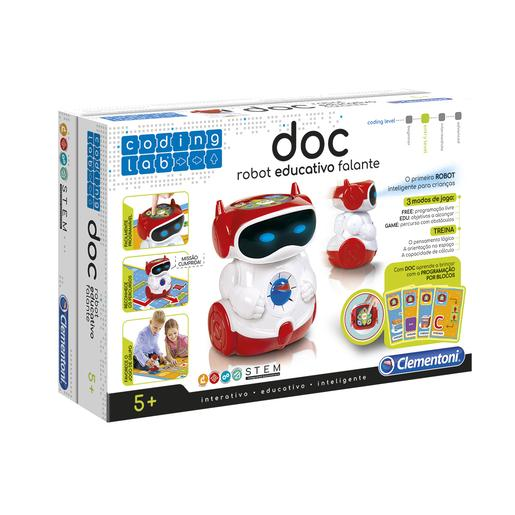 DOC, el Robot Educativo Con Voz