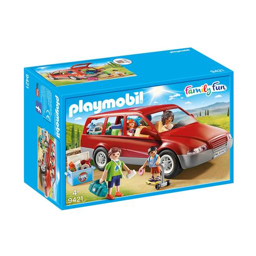 Playmobil Family Fun - Carro Familiar - 9421