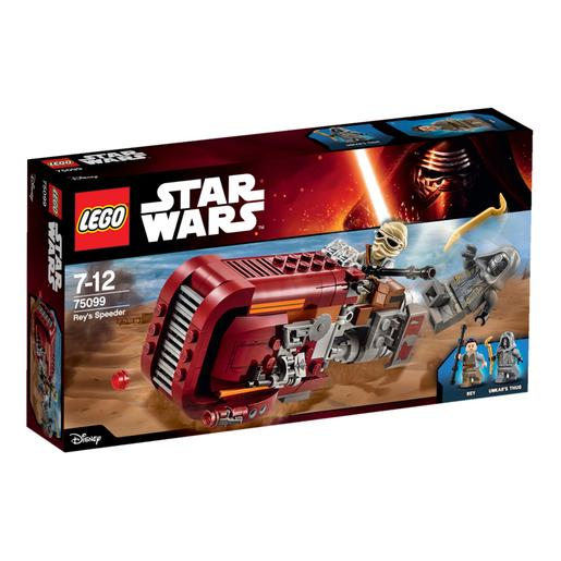 LEGO Star Wars - Speeder de Rey - 75099