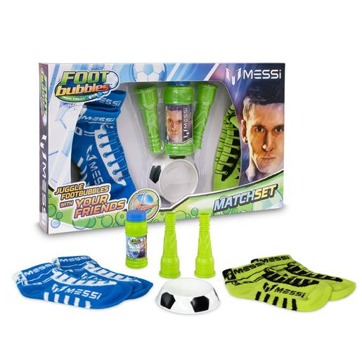 Foot Bubbles Messi - Match Pack