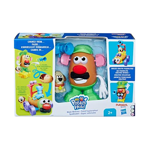 Playskool - Mr. Potato Súper Veículo