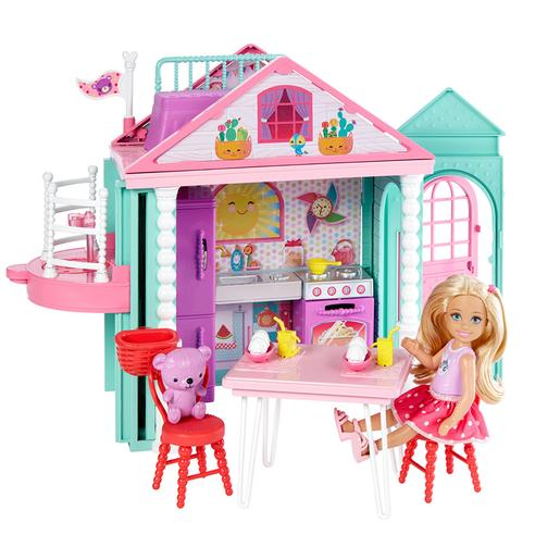Barbie - Casinha da Chelsea