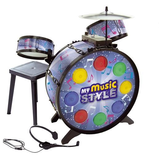 Bateria My Music Style