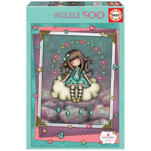 Educa Borrás - Gorjuss - April's Showers Puzzle 500 Peças